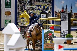 JUNG Michael (GER), Mill Creek Filippa K<br /> VEOLIA Championat<br /> Int. jumping competition with 1 jump-off (1.50 m) - CSI3*<br /> Comp. counts for the LONGINES Rankings<br /> Braunschweig - Classico 2020<br /> 07. März 2020<br /> © www.sportfotos-lafrentz.de/Stefan Lafrentz