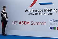 ASEM10, Vertice Euroasiatico