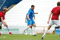 John Rooney. Stockport County FC 1-0 Salford City FC. Pre Season Friendly. 25.8.20