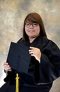Sam Houston MSTC 2016 valedictorian Pamela Toledo.
