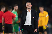 BERN, SWITZERLAND - SEPTEMBER 14: Manchester United Manager Ole Gunnar Solskjær shows dejection after the UEFA Champions League group F match between BSC Young Boys and Manchester United at Stadion Wankdorf on September 14, 2021 in Bern, Switzerland. (Photo by FreshFocus/MB Media)