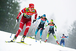 Anna Grukhvina (RUS) during Ladies team sprint race at FIS Cross Country World Cup Planica 2019, on December 22, 2019 at Planica, Slovenia. Photo By Peter Podobnik / Sportida