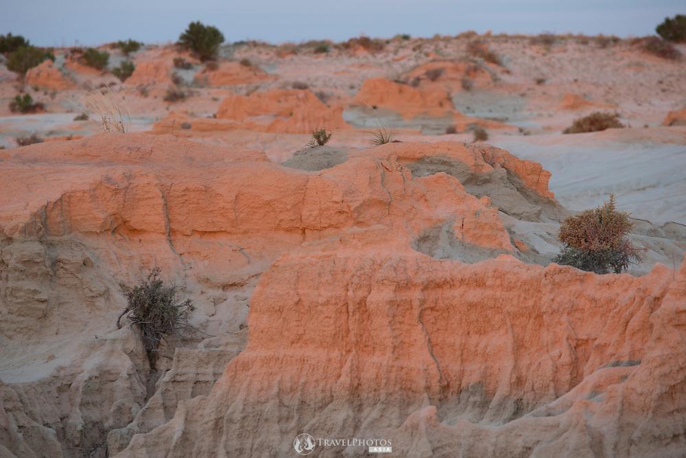 Photos of Mungo National Park and main campground