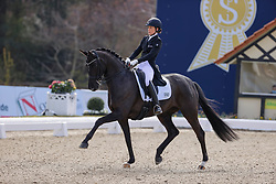 HAGEN a.T.W. - Horses and Dreams meets Japan Sports Edition 2021<br /> <br /> BROERING-SPREHE Kristina (GER), Saphira Royal 2<br /> CDI 4* Grand Prix<br /> Qualifikation für Grand Prix Special<br /> Preis des Gestütes Vorwerk<br /> <br /> Hagen a.T.W., Hof Kasselmann<br /> 23. April 2021<br /> © www.sportfotos-lafrentz.de/Stefan Lafrentz
