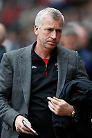 Photo: Steve Bond/Richard Lane Photography. MK Dons v Southampton. Coca-Cola Football League One. 20/03/2010. saints manager Alan Pardew