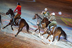 Horse-Ball - Opening Ceremony - Alltech FEI World Equestrian Games™ 2014 - Normandy, France.<br /> © Hippo Foto Team - Jon Stroud<br /> 24/06/14
