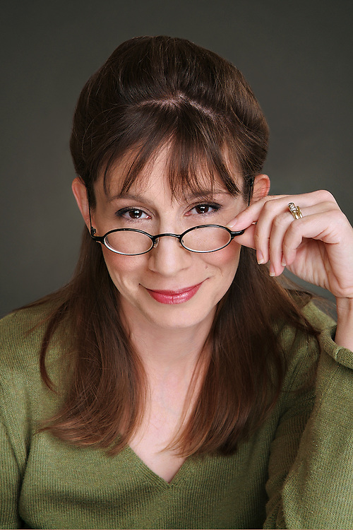 Actress headshot in the studio in Boulder, Colorado