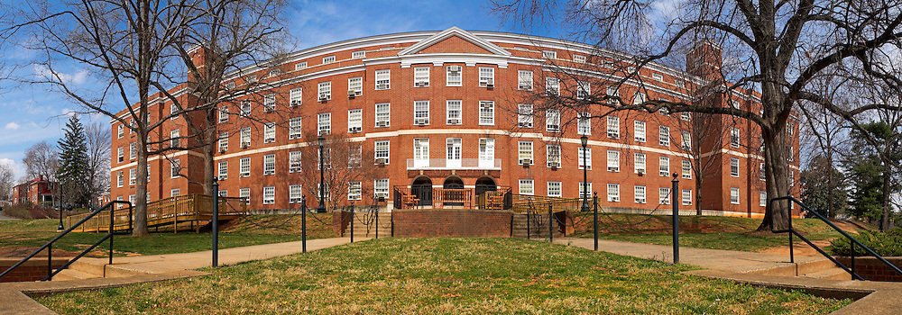 Old Cabell Hall at the University of Virginia, Charlottesville, Virginia