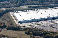 Aerial Photo Of The Amazon Distribution Center Located On Joe B Jackson Drive In Murfreesboro Tennessee
