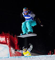 07.12.2010,AUT, Schlegelkopf, Lech am Arlberg, LG Snowboard, FIS Worldcup SBX, im Bild Speiser David, GER, EXPA Pictures © 2010, PhotoCredit: EXPA/ P. Rinderer