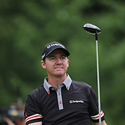 Jimmy Walker in action during the first round of theThe Barclays Golf Tournament at The Ridgewood Country Club, Paramus, New Jersey, USA. 21st August 2014. Photo Tim Clayton