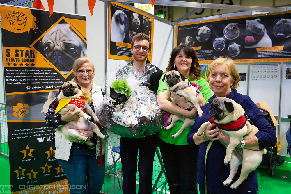 Crufts 2019 shot for The Kennel Club.<br /> Picture date: Sunday March 10, 2019.<br /> Photograph by Christopher Ison ©<br /> 07544044177<br /> chris@christopherison.com<br /> www.christopherison.com