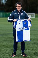Bristol Rovers Announce New Manager Joey Barton - Mandatory by-line: Ryan Hiscott/JMP - 22/02/2021 - FOOTBALL - Gloucestershire FA - Bristol, England - Bristol Rovers Announce New Manager Joey Barton