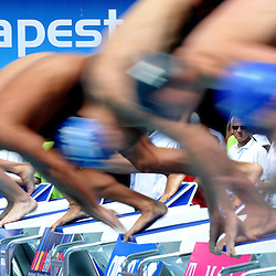 20100809: HUN, European Swimming Championships Budapest 2010