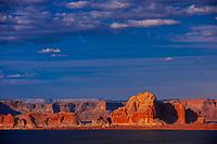 Wahweap Bay, Lake Powell, Arizona USA