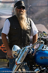 78th annual Sturgis Motorcycle Rally. Sturgis, SD. USA. Saturday August 11, 2018. Photography ©2018 Michael Lichter.