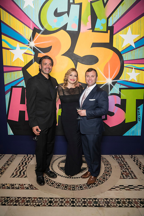 City Harvest 35th Anniversary Gala at Cipriani's Midtown on April 24, 2018 in New York City. (Photo by Ben Hider