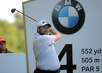 Golf - 2019 BMW PGA Championship - Thursday, First Round<br /> <br /> Shane Lowry of Ireland, at the West Course, Wentworth Golf Club.<br /> <br /> COLORSPORT/ANDREW COWIE