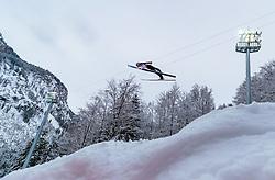 20.01.2018, Heini Klopfer Skiflugschanze, Oberstdorf, GER, FIS Skiflug Weltmeisterschaft, Einzelbewerb, im Bild Daniel Andre Tande (NOR) // Daniel Andre Tande of Norway during individual competition of the FIS Ski Flying World Championships at the Heini-Klopfer Skiflying Hill in Oberstdorf, Germany on 2018/01/20. EXPA Pictures © 2018, PhotoCredit: EXPA/ JFK