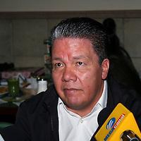 Toluca, México.- Domitilo Posadas Hernández, diputado federal manifestó que los legisladores deben trabajar para que exista mayor fortalecimiento en las finanzas municipales. Agencia MVT / José Hernández