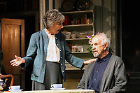 Dame Eileen Atkins, Jonathan Pryce, The Height of The Storm - Photocall, Wyndham's Theatre, London, UK, 04 October 2018, Photo by Richard Goldschmidt