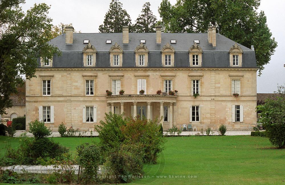 Chateau Pomys, Saint Estephe. Medoc, Bordeaux, France