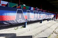 Aldershot Town FC 1-2 Stockport County FC. Vanarama National League. The EBB Stadium. 2.4.21