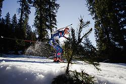 Ondrej Moravec (CZE) during Men 15 km Mass Start at day 4 of IBU Biathlon World Cup 2015/16 Pokljuka, on December 20, 2015 in Rudno polje, Pokljuka, Slovenia. Photo by Ziga Zupan / Sportida