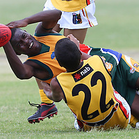 AFL Flying Boomerangs v SA Lions 28 Jan 2013
