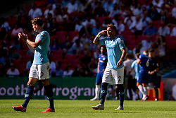 August 5, 2018 - Kyle Walker of Manchester City during the 2018 FA Community Shield match between Chelsea and Manchester City at Wembley Stadium, London, England on 5 August 2018. (Credit Image: © AFP7 via ZUMA Wire)