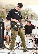 Mario Lalli of Yawning Man photographed by San Francisco Concert Photographer Raymond Rudolph at Stoned and Dusted in Joshua Tree
