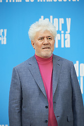 March 12, 2019 - Madrid, Spain - Filmmaker PEDRO ALMODOVAR attends the 'Dolor y Gloria' Photocall at the Villamagna Hotel in Madrid, Spain. (Credit Image: © Jack Abuin/ZUMA Wire)