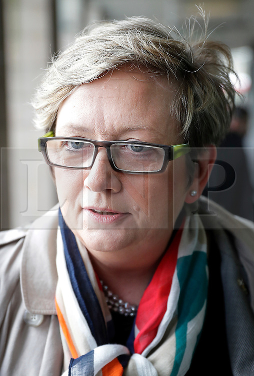 © Licensed to London News Pictures. 29/06/2016. London, UK. SNP Spokesperson JOANNA CHERRY arrives at Portcullis House in Westminster London on June 29, 2016. Labour MPs yesterday passed a no-confidence motion in Jeremy Corbyn with a vote of 172-40 against the current Labour Party leader. Photo credit: Peter Macdiarmid/LNP
