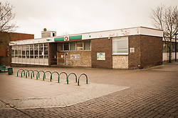 Post Office, Swanley Square shopping centre, Kent UK 2016