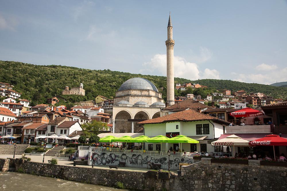 Prizren, Kosovo.<br /> <br /> Matt Lutton for the European Commission