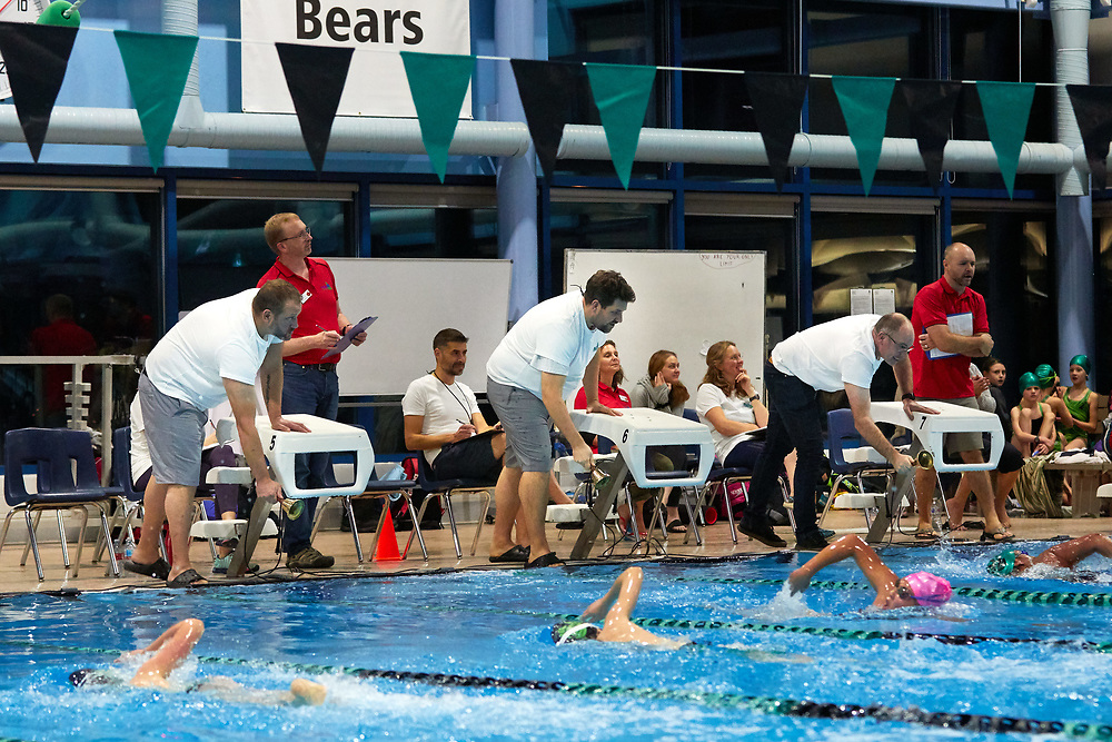 The annual Ryan Downing Memorial Swim Meet, hosted by the Whitehorse Glacier Bears, was held November 8-9, 2019 at the Canada Games Centre in Whitehorse, Yukon.