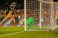 David Button of Fulham during the Sky Bet Championship match at Craven Cottage, London<br /> Picture by Richard Brooks/Focus Images Ltd 07947656233<br /> 02/01/2017