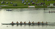 Nottingham, ENGLAND.  <br />  <br />   <br /> Commonwealth Regatta - Nottingham<br /> 20020818
