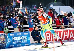 Klemen Bauer (SLO) during Men 12,5 km Pursuit at day 3 of IBU Biathlon World Cup 2015/16 Pokljuka, on December 19, 2015 in Rudno polje, Pokljuka, Slovenia. Photo by Vid Ponikvar / Sportida