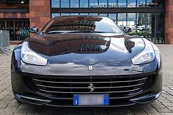 June 10, 2018 - Anvers, Belgique - Radja Nainggolan his car with his signature (Credit Image: © Panoramic via ZUMA Press)