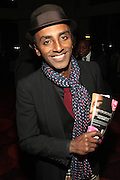 November 3, 2012- New York, NY: Celebrity Chef/Resturanteur/Author Marcus Samuelsson at the EBONY Power 100 Gala Presented by Nationwide held at Jazz at Lincoln Center on November 3, 2012 in New York City. The EBONY Power 100 Gala Presented by Nationwide salutes the country's most influential African Americans.(Terrence Jennings) .