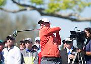 Rory McIlroy (NIR) during the First Round of the The Arnold Palmer Invitational Championship 2017, Bay Hill, Orlando,  Florida, USA. 16/03/2017.<br /> Picture: PLPA/ Mark Davison<br /> <br /> <br /> All photo usage must carry mandatory copyright credit (© PLPA | Mark Davison)
