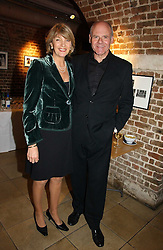 LORD & LADY COLWYN  at the annual House of Lords and House of Commons Parliamentary Palace of Varieties in aid of Macmillan Cancer Support held at St.John's Smith Square, London W1 on 1st February 2007.<br /><br />NON EXCLUSIVE - WORLD RIGHTS