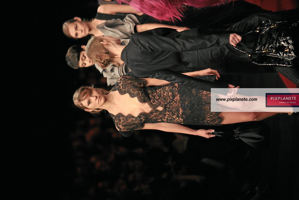 Guy Laroche show - Paris, Fashion Week - 3/3/2007 - JSB / PixPlanete