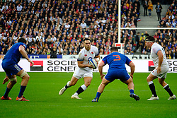 March 10, 2018 - Saint Denis, Seine Saint Denis, France - The Fullback of English TEAM BEN TE O in action during the NatWest Six Nations Rugby tournament between France and England at the Stade de France - St Denis - France..France won 22-16 (Credit Image: © Pierre Stevenin via ZUMA Wire)