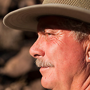 Bureau of Land Management Archaeologist Jim Shearer is responsible for chronicling the rock art and other Native American cultural sites on public lands in California.