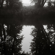 Housatonic River at Bartholomew's Cobble in Sheffield, MA
