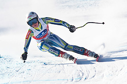 05.03.2011, Pista di Prampero, Tarvis, ITA, FIS Weltcup Ski Alpin, Abfahrt der Damen, im Bild Marusa Ferk (SLO) Marusa Ferk (SLO) // Marusa Ferk (SLO) Marusa Ferk (SLO) during Ladie's Downhill FIS World Cup Alpin Ski in Tarvisio Italy on 5/3/2011. EXPA Pictures © 2011, PhotoCredit: EXPA/ J. Groder