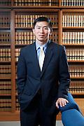 Justice Goodwin Liu, California State Suprme Court.photo by Jason Doiy