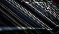 MOTORSPORT - F1 2013 - GRAND PRIX OF ITALIA - MONZA (ITA) - 05 TO 08/09/2013 - PHOTO FRANCOIS FLAMAND / DPPI - VETTEL SEBASTIAN (GER) - RED BULL RENAULT RB9 - ACTION